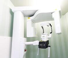 正確な診断のための歯科用CT